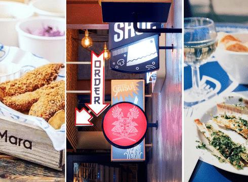 Hotspots: 6 restaurants à 1000 Bruxelles
