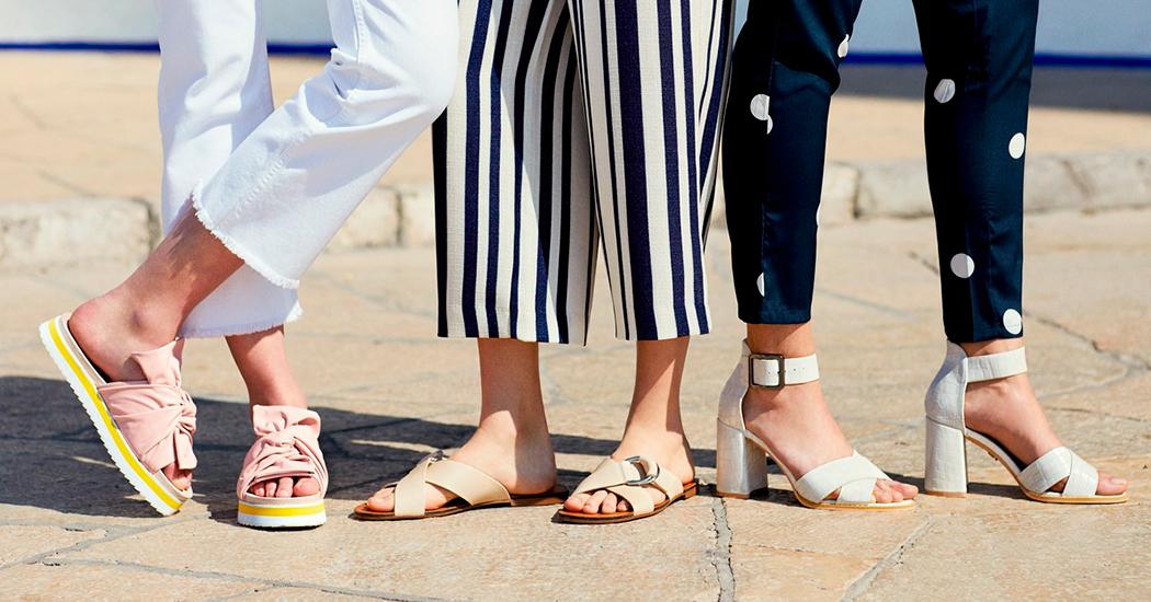 Shopping: 25 chaussures d'été pour être toujours stylée