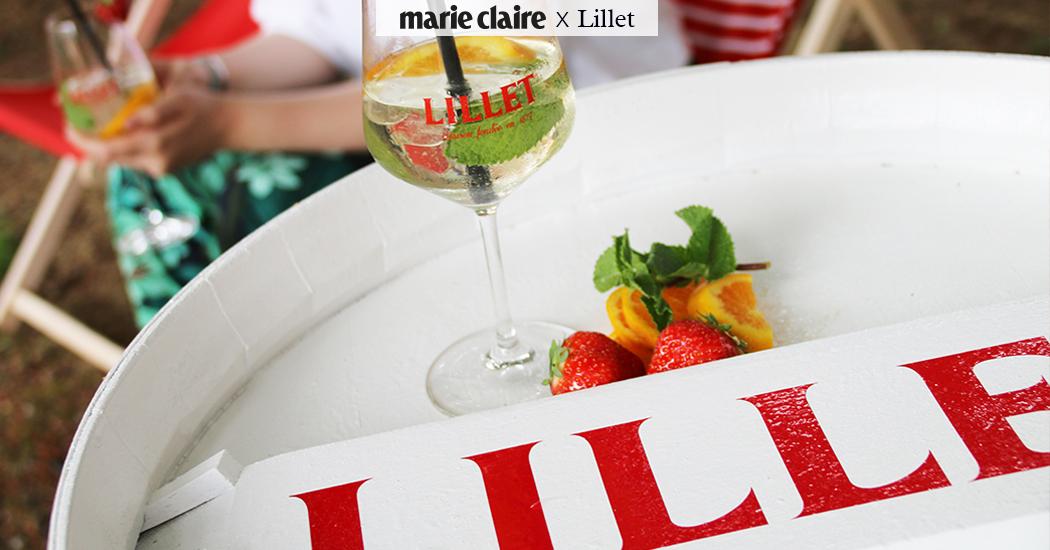 Découvrez Lillet: le it-cocktail de l'été !