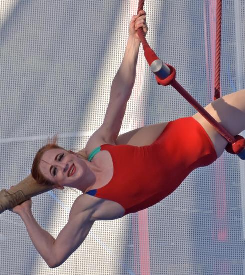 Creactive by Cirque du Soleil: bienvenue au Club Med OPIO