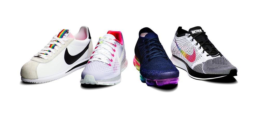 Nike: la collection BETRUE 2017 célèbre la communauté LGBT - 1