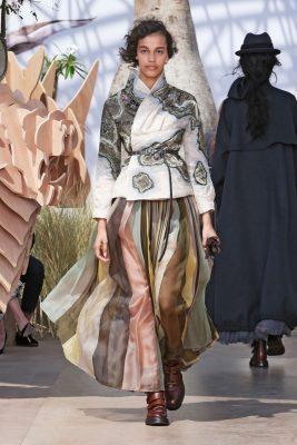 Le défilé Christian Dior Haute Couture Automne-Hiver 2017-2018 150*150