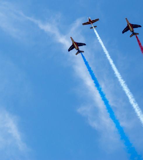 14 juillet: le medley Daft Punk de l'armée nationale française