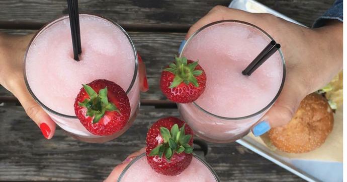 Le «frozé», la nouvelle boisson tendance cet été