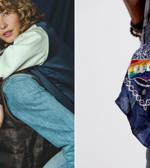 Les collections automne-hiver 2017 et Pride 2017 débarquent chez Levi's