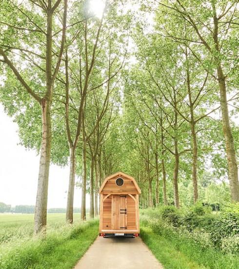 10 logements insolites qui nous donnent envie de voyager en Belgique