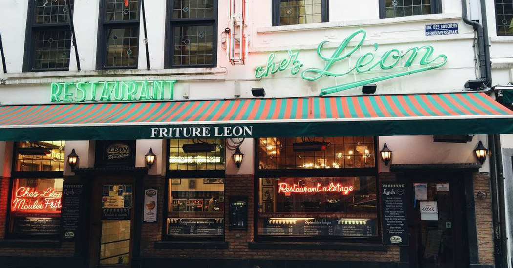 Verdict: Chez Léon, les premières moules de sa vie