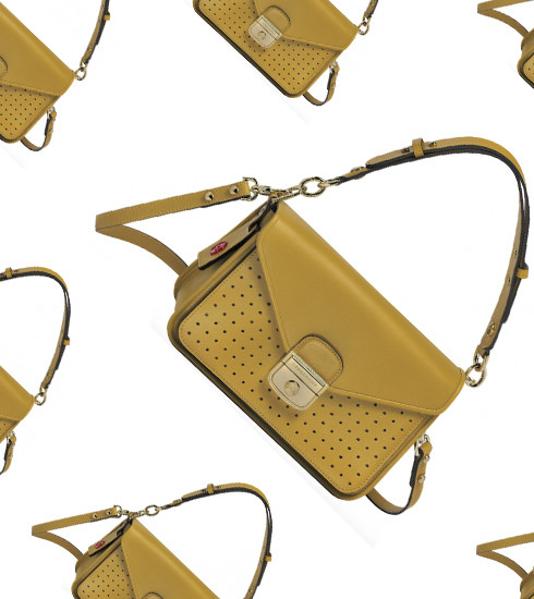 Crush of the day: le sac Mademoiselle Longchamp