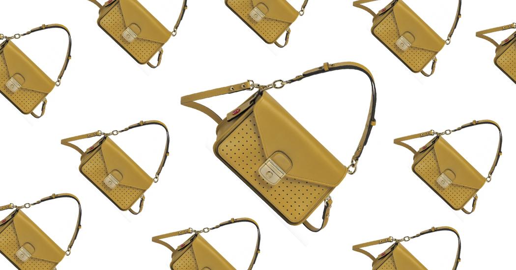 Crush of the day: le sac Mademoiselle Longchamp
