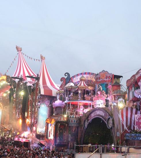 Gault&Millau dévoile les trois meilleurs plats de Tomorrowland 2017