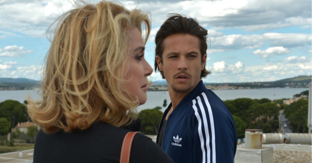 Le trailer de «Tout nous sépare», avec Catherine Deneuve et Nekfeu