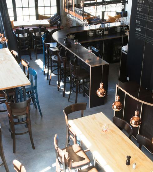 Hotspot: Winery ouvre à Boitsfort