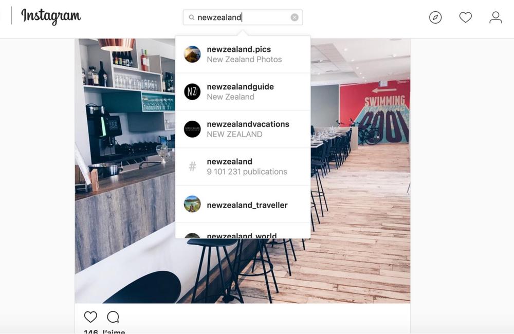 Pourquoi Instagram est votre meilleur ami pour organiser un voyage - 1