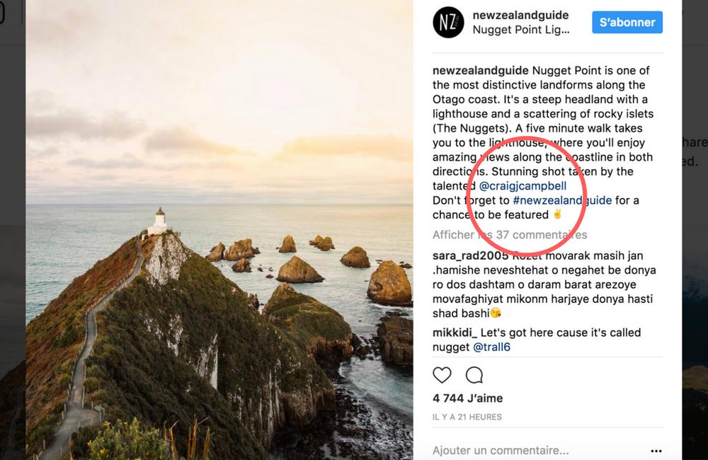 Pourquoi Instagram est votre meilleur ami pour organiser un voyage - 3