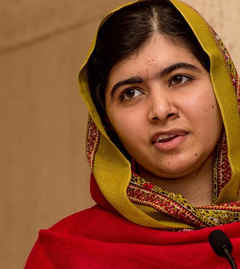 Malala Yousafzai, une vie hors du commun