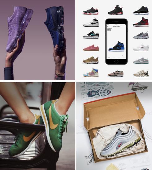 L'appli Nike SNEAKRS débarque officiellement en Europe