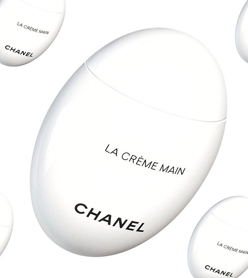 Crush of the day: La Crème Main Chanel