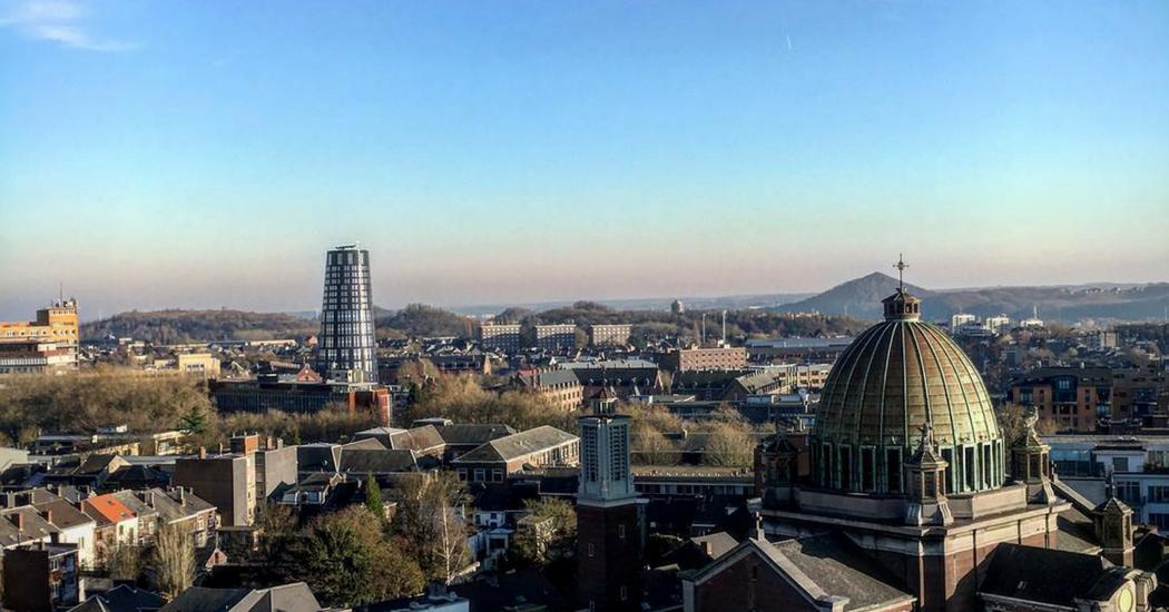 Les 6 lieux les plus photogéniques de Charleroi