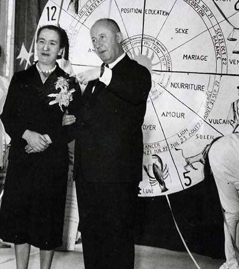 Les Galeries Lafayette célèbrent les 70 ans de la Maison Dior