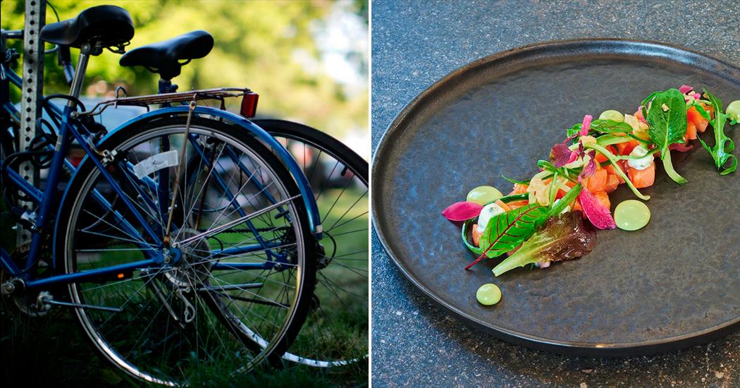Sport et gastronomie: 5 gares gourmandes à découvrir le long du RAVeL