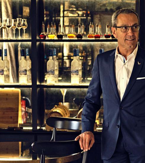Interview: François Thibault, maître de chai Grey Goose