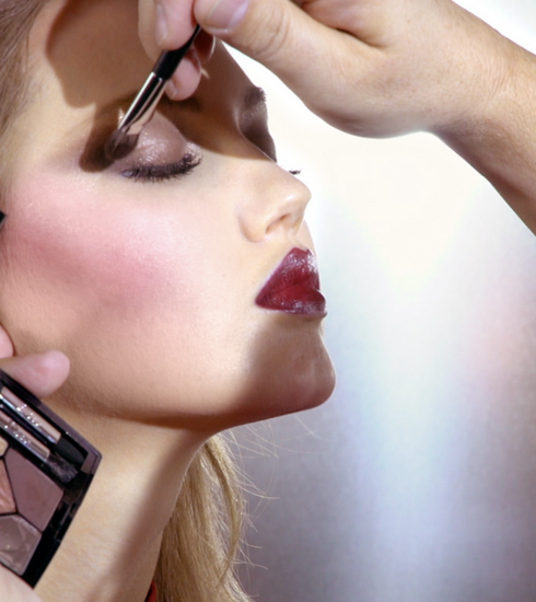 Tuto make-up de Peter Philips avec la collection «Metallics» de Dior