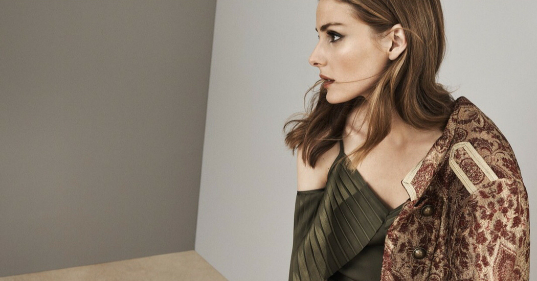Crush of the day: la collection capsule d'Olivia Palermo pour Banana Republic
