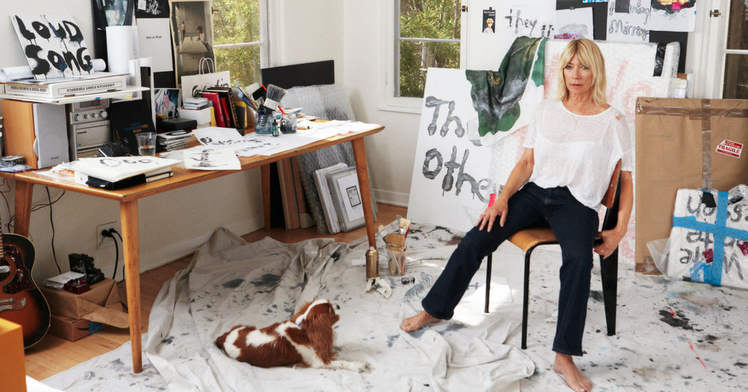 Crush of the day: la collection & Other Stories x Kim Gordon