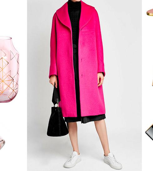 Sélection shopping: voir la vie en rose!