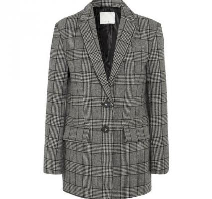 Où shopper le blazer à carreaux, la «it pièce» de l'automne? 150*150