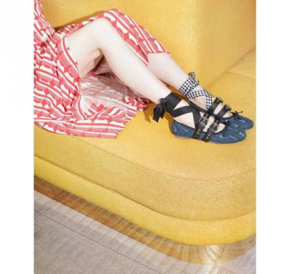 Chaussures dépareillées