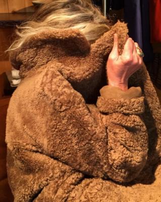 Manteau Teddy Bear