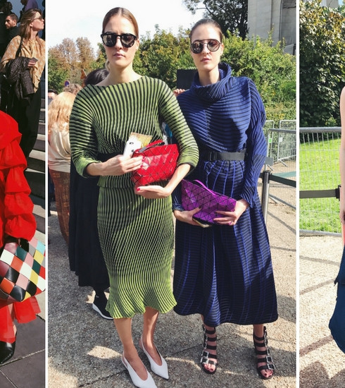En direct: 25 looks à la Fashion Week de Paris