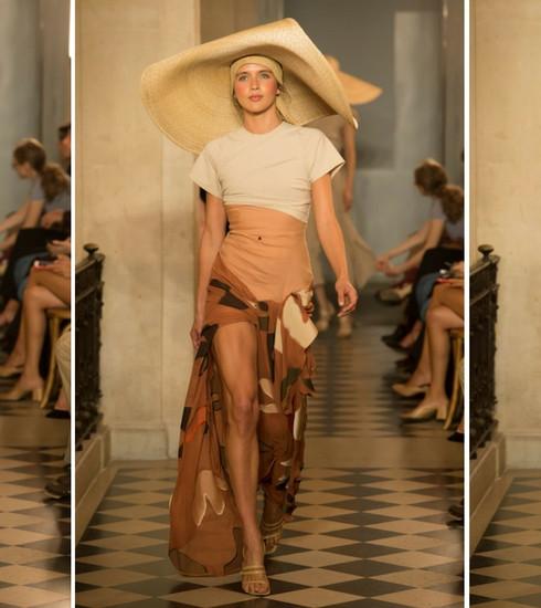 En direct: Jacquemus ouvre la Fashion Week parisienne avec « La bomba »