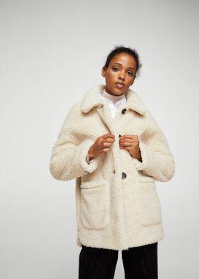 acheter en ligne f8064 3caa5 Le manteau Teddy Bear fait sa rentrée! Notre sélection ...