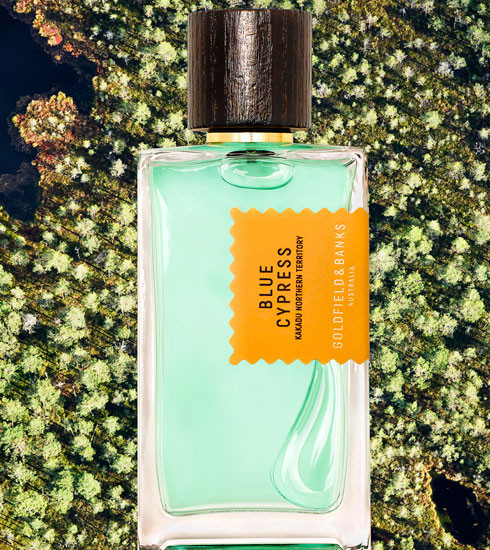 Crush of the day: les parfums Goldfield & Banks