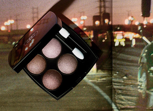 Maquillage automne-hiver Chanel: le road trip californien