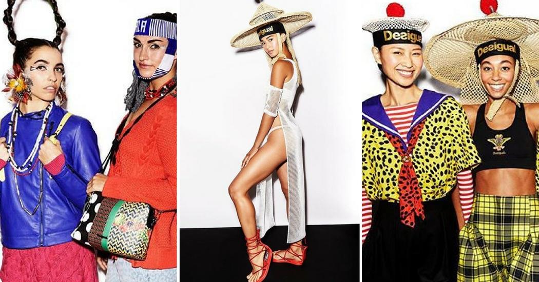 NYFW : Coulisses du défilé Desigual avec la mannequin Céline D'Hont Venema