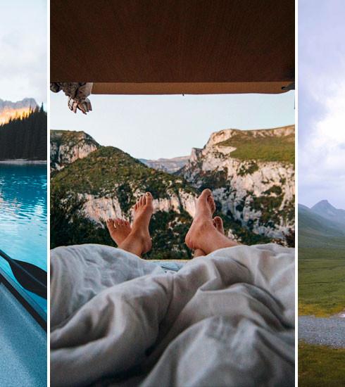 Mordus d'aventures : les voyageurs à suivre sur Instagram
