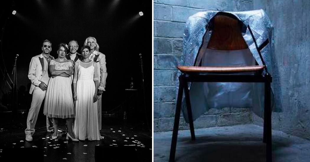 « Crooners », un show entre bal populaire, comédie musicale & karaoké
