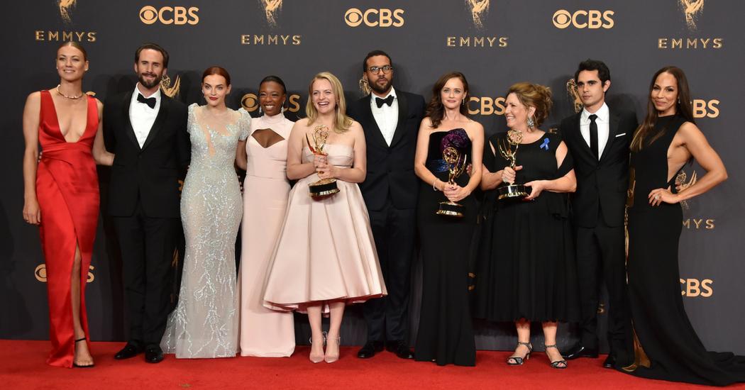Emmy Awards 2017: The Handmaid's Tale, Veep et Big Little Lies remportent la mise