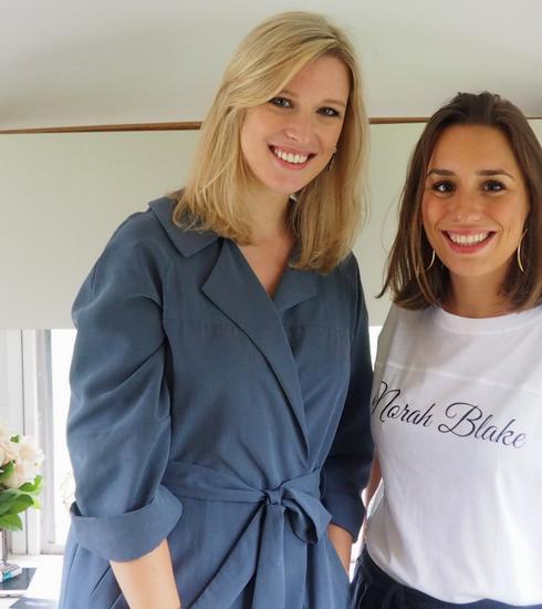 Rencontre avec les fondatrices de Norah Blake: le premier Fashion Truck à Liège