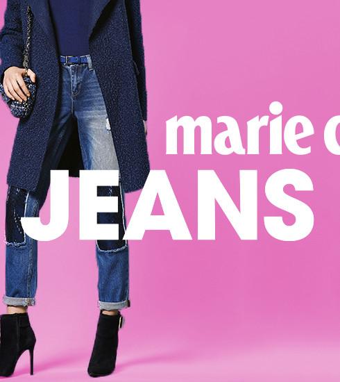 Samedi 7 octobre, c'est le Marie Claire JEANS DAY !