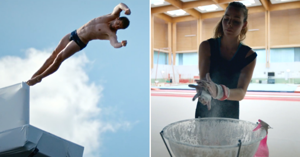 Chaud: le film officiel des JO de Paris 2024, signé Paul (Stromae), Luc & Martin