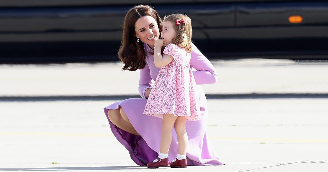 Kate Middleton enceinte de son troisième enfant
