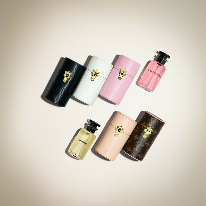 Louis Vuitton étuis de voyage parfums