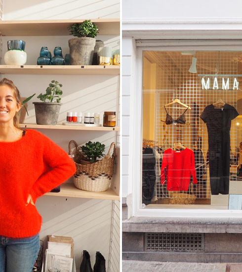 Mama is Cool à Namur, bien plus qu'une boutique cool