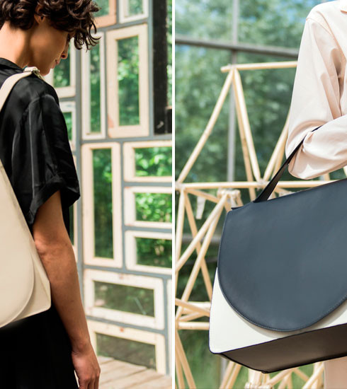 Crush of the day: les sacs de la marque belge MIEKE DIERCKX