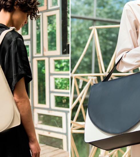Crush of the day: les sacs de la marque belge MIEKE DIERCKX