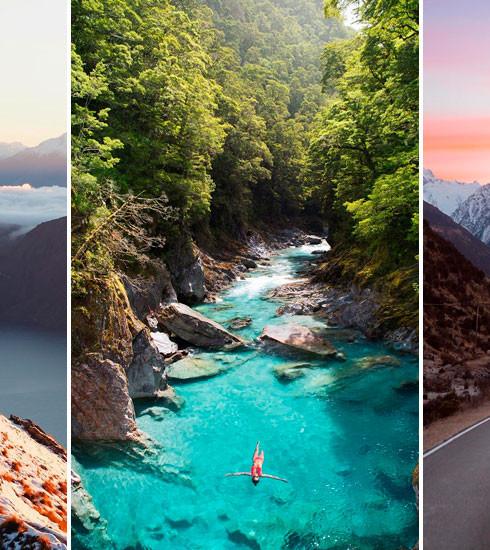 Zoom sur 10 des lieux les plus incroyables de Nouvelle-Zélande